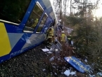 Sudar putničkih vlakova: Nekoliko osoba poginulo, oko 150 ozlijeđenih