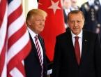 Erdogan i Trump o situaciji u istočnom Sredozemlju