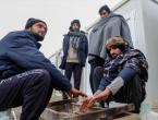 Migranti i danas odbili hranu