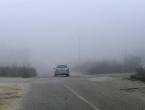Gusta magla: Vidljivost je smanjena na 20 do 50 metara