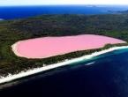 Ružičasto jezero koje znanost još ne zna objasniti
