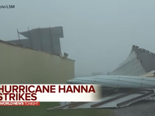 Vremenska katastrofa u Teksasu: Uragan nosi krovove s kuća