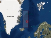 Jak potres na Grenlandu