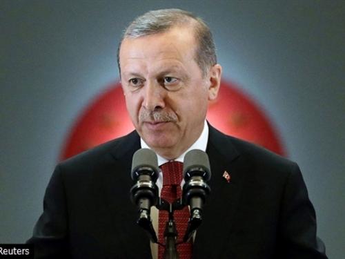 Erdogan iračkom premijeru: Nisi na mojoj razini!