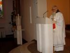 Misionar fra Ilija Barešić u župi Prozor