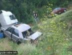 Preminulo dijete stradalo u prometnoj nesreći kod Gruda