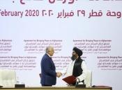 SAD i talibani potpisali sporazum o mirovnom procesu u Afganistanu