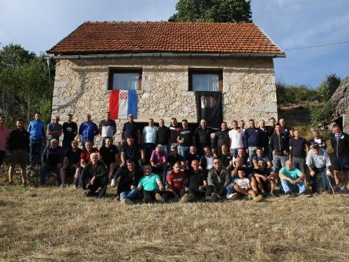 FOTO: Udruga FENIX obilježila 29. obljetnicu osnutka postrojbe