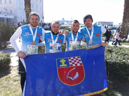 FOTO: Ramci na 19. Splitskom polumaratonu