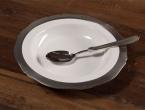 O veličini tanjura ovisi koliko ćete imati kilograma