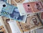 Na viša primanja od sada veći porez, primanja do 700 KM bit će bez poreza