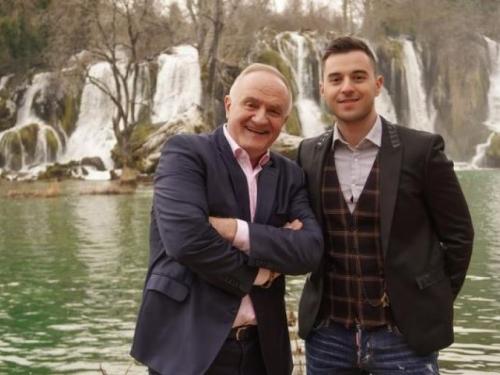 VIDEO: Mate Bulić i Frane Pehar kao otac i sin u novoj pjesmi