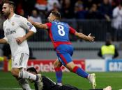 Nikola Vlašić srušio Real Madrid, hat-trick Edina Džeke u petardi Rome, remi Kovačevog Bayerna