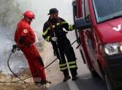 HNŽ: Vatrogasci imali pune ruke posla