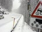Problemi sa snijegom u BiH