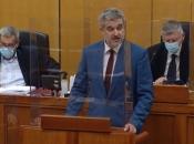 Raspudić u Saboru: ''Islamistički teror u BiH prisutan je u kontinuitetu''