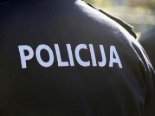 Policijsko izvješće za protekli tjedan (25.05. - 01.06.2020.)
