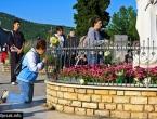 Tisuće hodočasnika na proslavi 35. obljetnice Gospinih ukazanja
