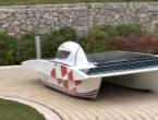 Predstavljen prvi hrvatski solarni automobil Crostar
