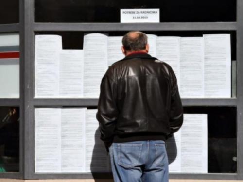 U BiH nezaposleno 475.549 osoba