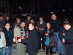 OO HDZ BiH Rama organizirao paljenje svijeća svim žrtvama Domovinskog rata