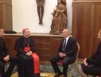 Bevanda s državnim tajnikom Vatikana: Papa Franjo uskoro u BiH?
