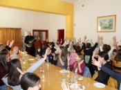 FOTO/VIDEO: Dječji zbor župe Prozor dva dana u Lašvanskoj dolini