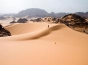 Da se zemlja okreće u suprotnom smjeru Sahara bi bila zlena