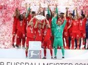 Bayern osvojio naslov prvaka, Kovaču ovacije
