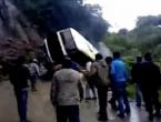 Gvatemala: Autobus se srušio u provaliju
