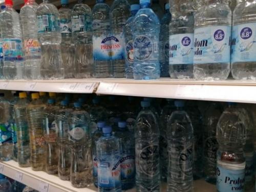 Građani BiH u prvih pet mjeseci ove godine popili su uvozne vode za 66 milijuna KM