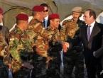 Hollande s francuskim specijalcima u Iraku: Do ljeta ćemo uzeti Mosul