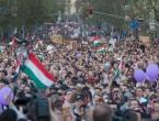 Deseci tisuća Mađara prosvjedovali protiv Orbana