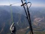 VIDEO| Pogledajte kako izgleda let paraglajderom od Sarajeva do Mostara