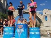 Red Bull Cliff Diving u Mostaru: Britanac i Meksikanka pomeli konkurenciju