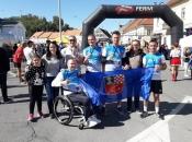 Ekipa iz Rame trčala na 3. požeškom polumaratonu