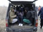 Kupres: U kombi 'strpao' 16 migranata