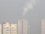 Porast koncentracije zagađujućih materija u zraku