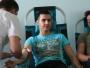 FOTO: U Srednjoj školi Prozor održana akcija darivanja krvi