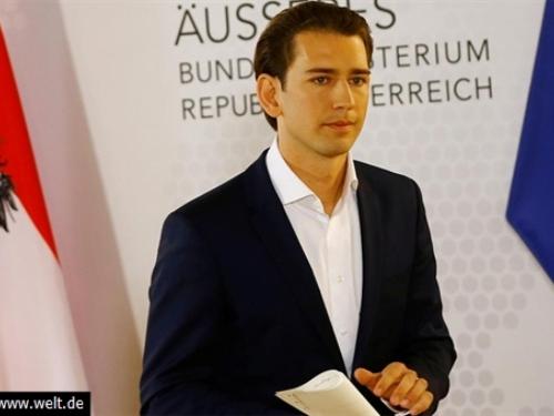 Kurz novi predsjednik austrijskih narodnjaka, na jesen novi izbori