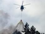 Helikopter OSBiH nastavio gašenje požara kod Livna