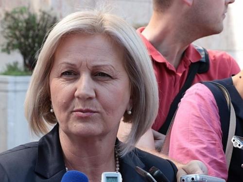 Borjana Krišto izabrana za predsjedavajuću Zastupničkog doma