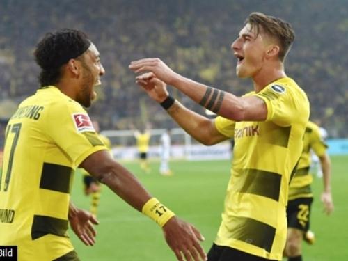 Borussia Dortmund kao svi ostali skupa: Golijada protiv M'Gladbacha