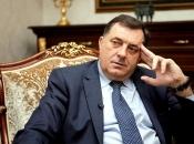 Dodik optužio Ivanića za potporu sankcijama protiv Rusije