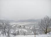Snijeg prvog dana proljeća