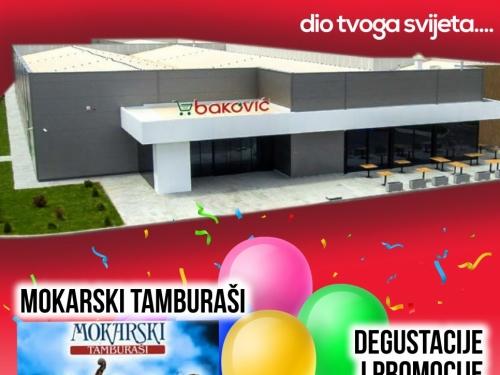 U subotu se otvara novi Prodajni centar Baković