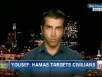 Sin osnivača Hamasa na CNN-u o Izraelu, Kristu, Palestini