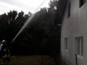 Tomislavgrad: Grom udario u kuću i zapalio krovište