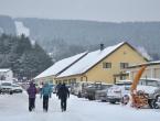Snježna idila na Kupresu privukla je velik broj posjetitelja