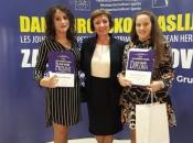Mladi i naslijeđe: Loreni Šimunović iz Gračaca dodijeljena nagrada